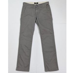 Vans Pants Grey 28